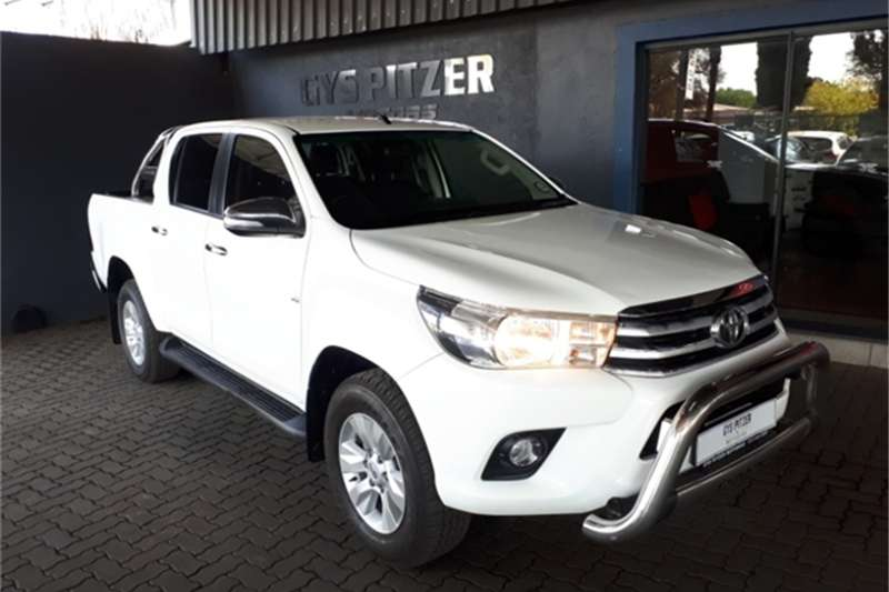 2016 Toyota Hilux 4.0 V6 double cab 4x4 Raider