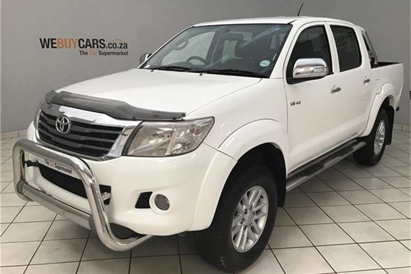 2012 Toyota Hilux 4.0 V6 double cab 4x4 Raider Heritage Editio