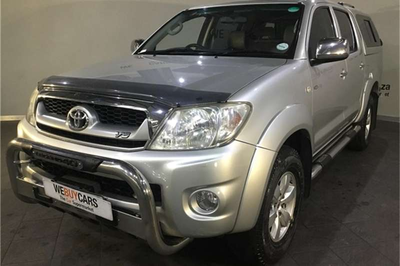 2011 Toyota Hilux V6 4.0 double cab Raider