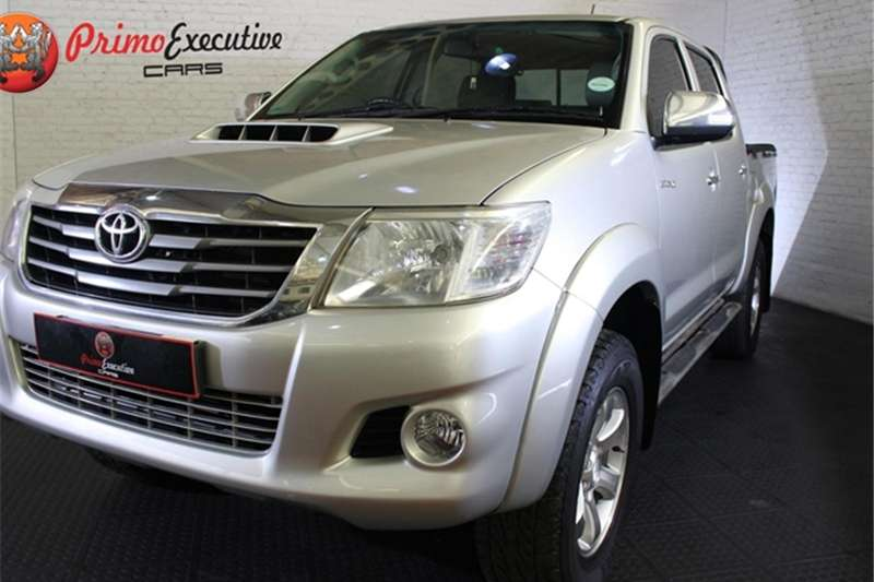 2012 Toyota Hilux 3.0D 4D double cab 4x4 Raider auto