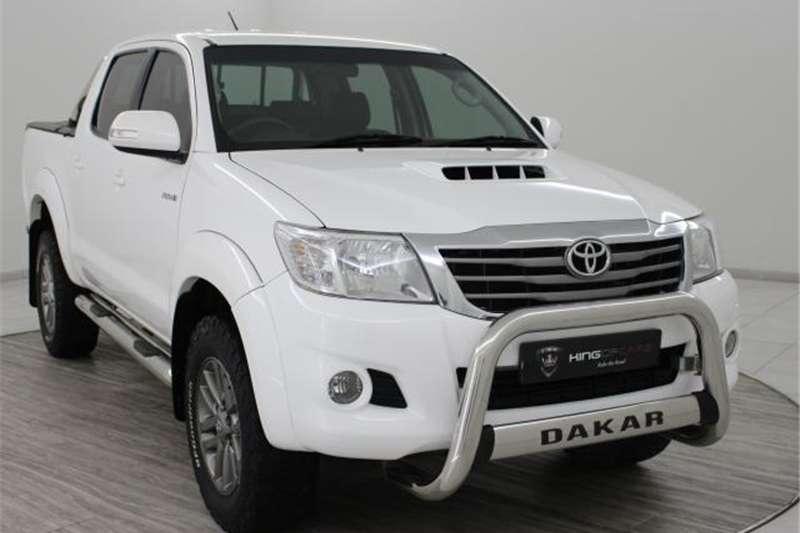 2014 Toyota Hilux 3.0D 4D double cab Raider auto