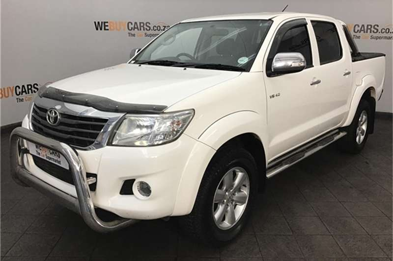 2012 Toyota Hilux 4.0 V6 double cab Raider Heritage Edition