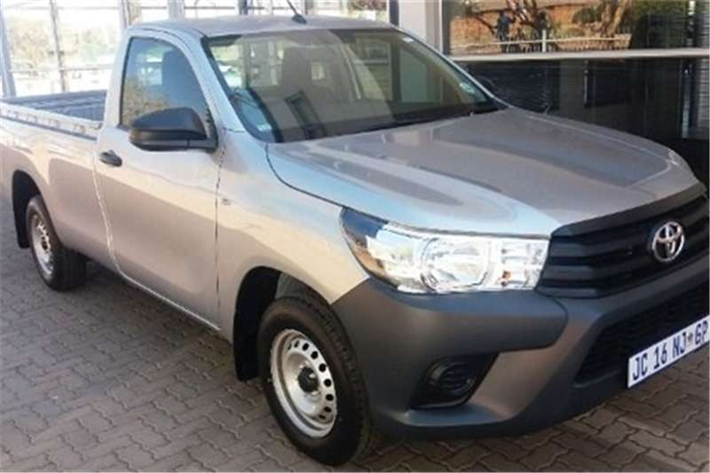 2019 Toyota Hilux 2.0 (aircon)