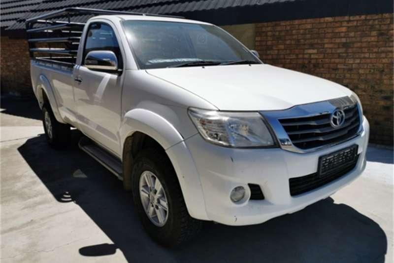 2011 Toyota Hilux 2.7 Raider