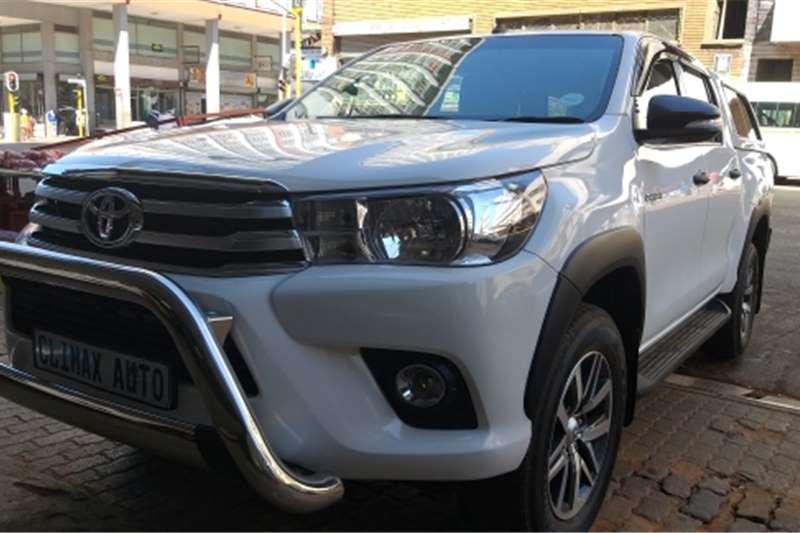2017 Toyota Hilux 2.4GD 6 4x4 SRX
