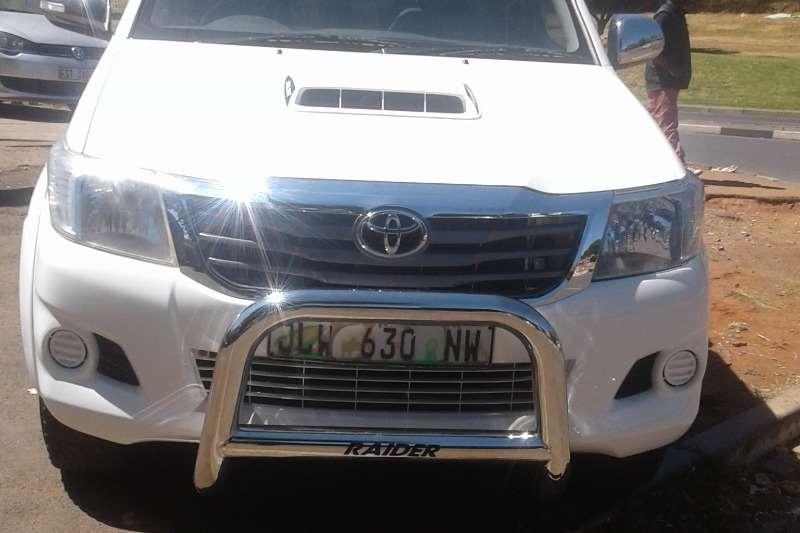 2015 Toyota Hilux 3.0D 4D double cab 4x4 Raider