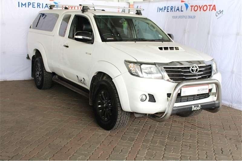 Toyota Hilux 3.0D 4D Xtra cab Raider Legend 45