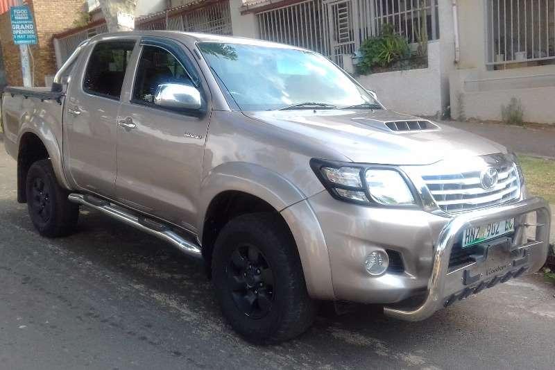 2007 Toyota Hilux 3.0D 4D 4x4 Raider