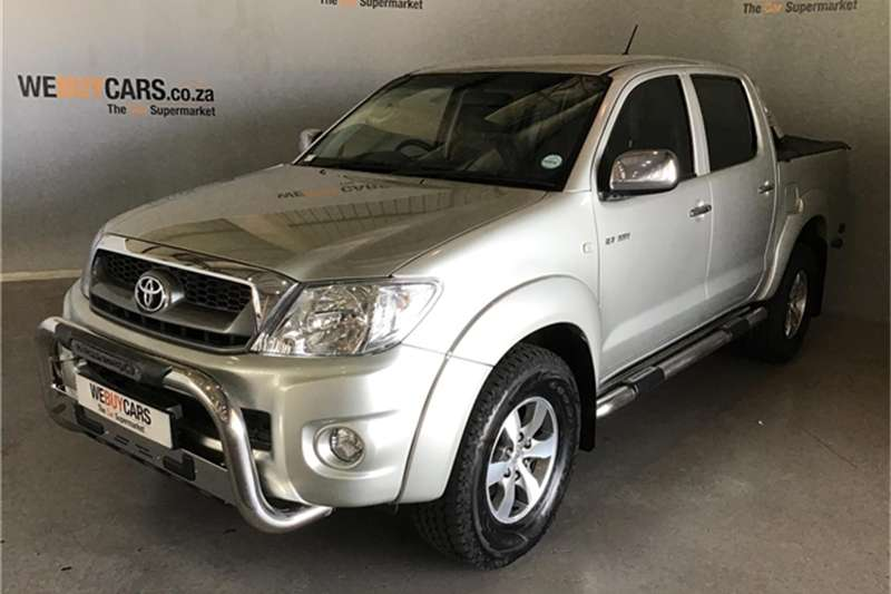 2010 Toyota Hilux 2.7 double cab Raider