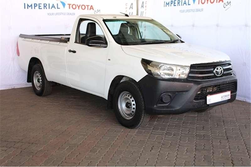 Toyota Hilux 2.4GD