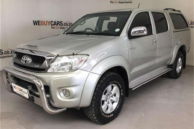 2011 Toyota Hilux V6 4.0 double cab 4x4 Raider