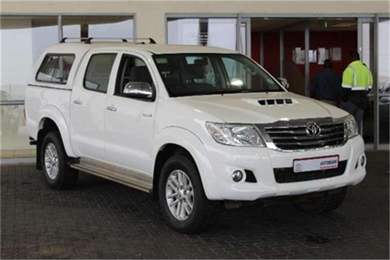 2015 Toyota Hilux 3.0D 4D double cab 4x4 Raider Legend 45