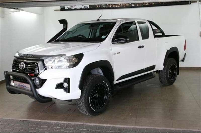2018 Toyota Hilux 2.4GD 6 Xtra cab SRX