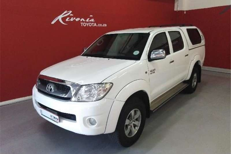 2009 Toyota Hilux V6 4.0 double cab Raider