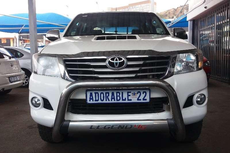 2015 Toyota Hilux 3.0D 4D double cab Raider Legend 45