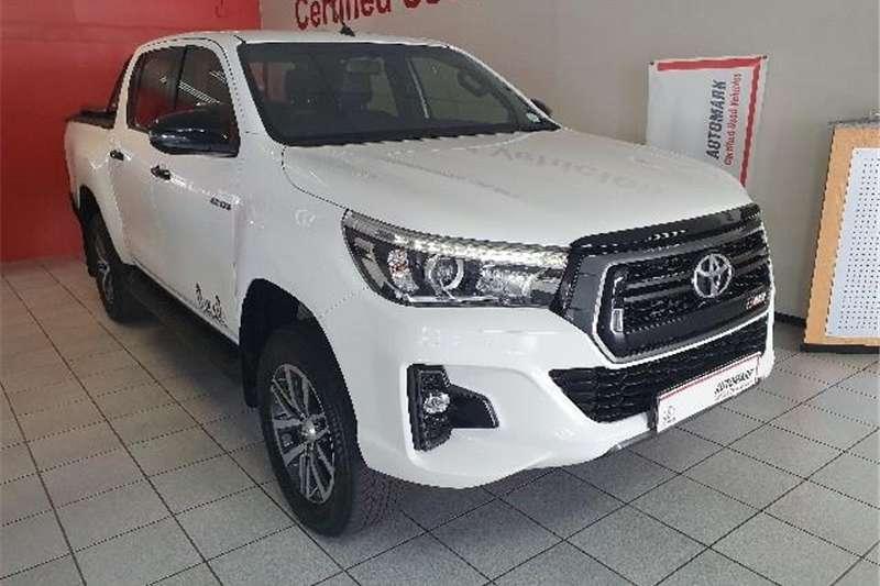 2018 Toyota Hilux 2.8GD 6 double cab 4x4 Raider auto