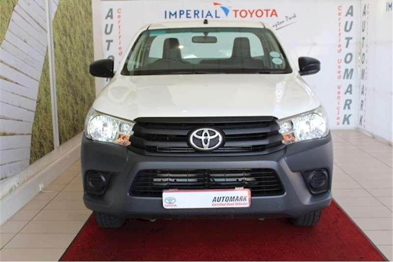 2019 Toyota Hilux 2.0