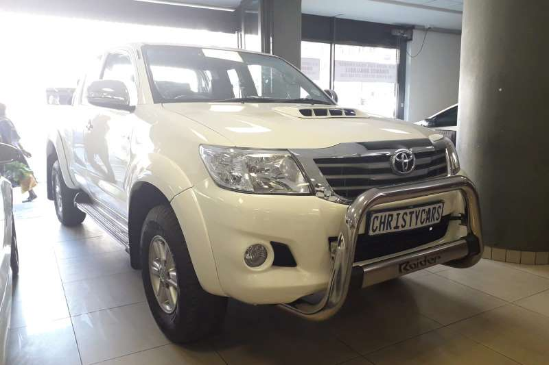 2012 Toyota Hilux 2.0 (aircon)