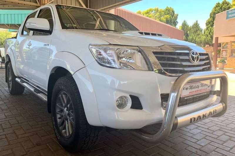 2014 Toyota Hilux 3.0D 4D double cab 4x4 Raider auto