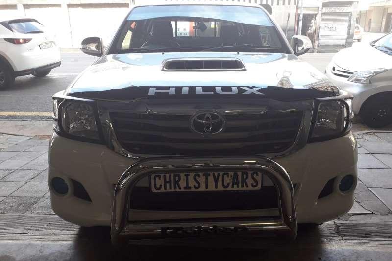 2014 Toyota Hilux 3.0D 4D 4x4 Raider