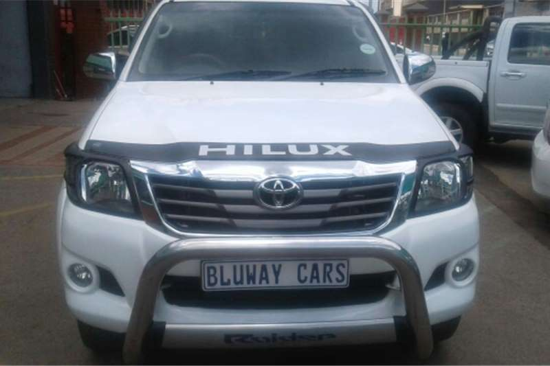 2012 Toyota Hilux 2.7 double cab Raider Heritage Edition