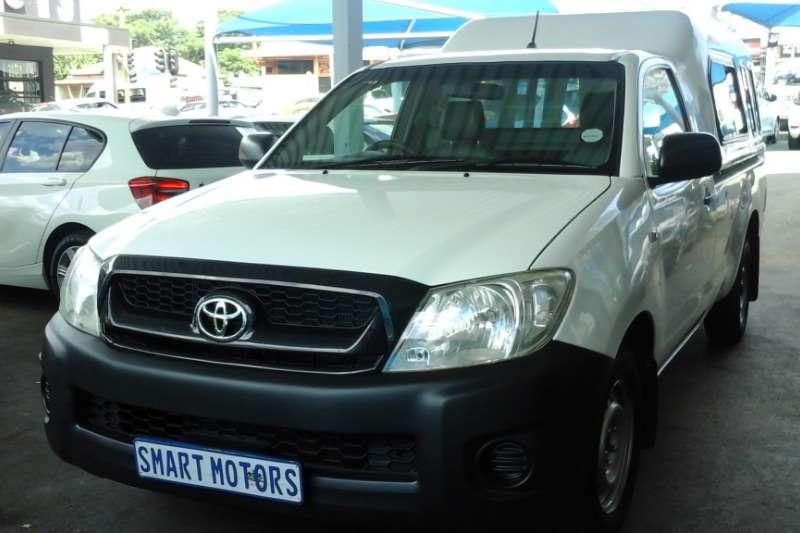 2009 Toyota Hilux 2.5D 4D S