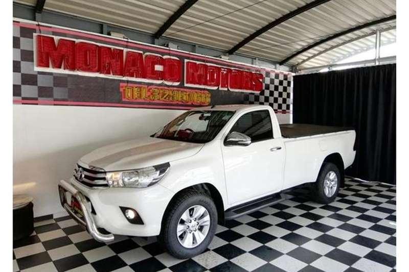 2016 Toyota Hilux 2.8GD 6 Raider