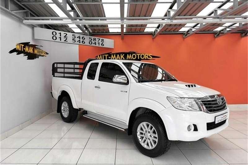 2013 Toyota Hilux 3.0D 4D Xtra cab 4x4 Raider