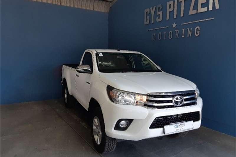 2017 Toyota Hilux 2.8GD 6 4x4 Raider