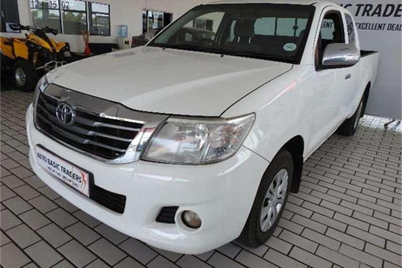 2014 Toyota Hilux 2.5D 4D Xtra cab SRX