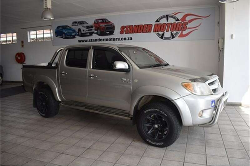 2006 Toyota Hilux V6 4.0 double cab 4x4 Raider