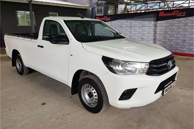 2016 Toyota Hilux 2.4GD