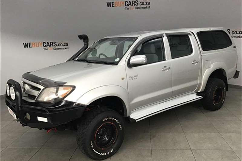 2007 Toyota Hilux V6 4.0 double cab 4x4 Raider