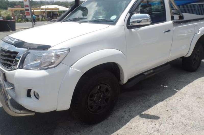 2011 Toyota Hilux 2.5D 4D SRX