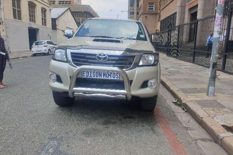 2014 Toyota Hilux 3.0D 4D double cab Raider Dakar edition auto