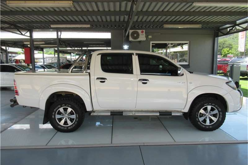 2010 Toyota Hilux V6 4.0 double cab Raider
