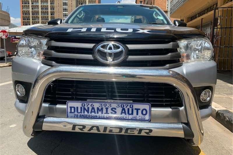 2018 Toyota Hilux 2.7 Raider