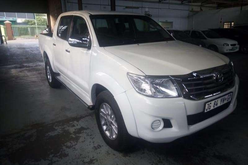 2013 Toyota Hilux 2.7 double cab SRX