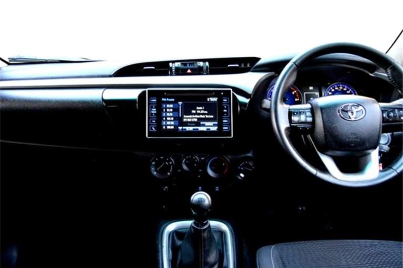 2016 Toyota Hilux 2.8GD 6 Xtra cab 4x4 Raider