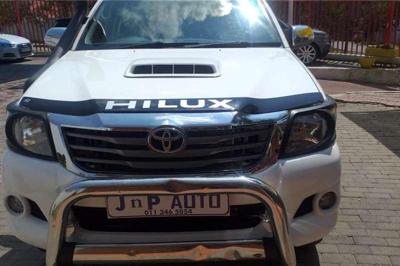 2016 Toyota Hilux 3.0D 4D double cab Raider Legend 45