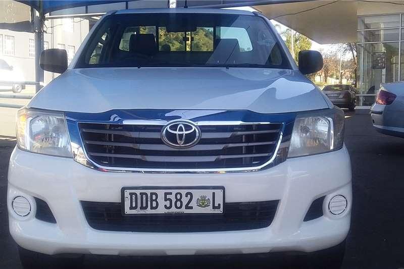 2014 Toyota Hilux 2.5D 4D