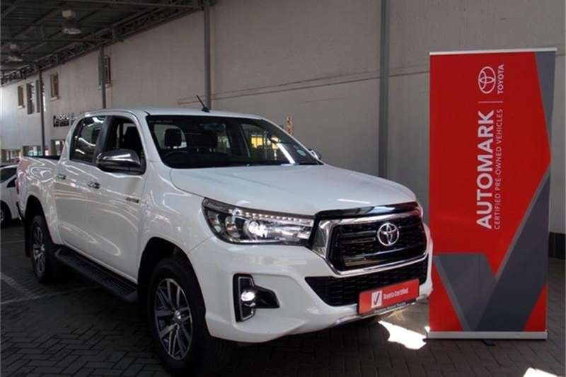 2019 Toyota Hilux 2.