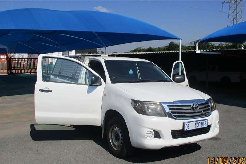 2014 Toyota Hilux 2.7 Raider