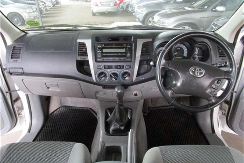 2016 Toyota Hilux 2.5D 4D S