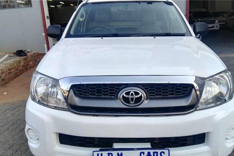 2005 Toyota Hilux 2.5D 4D SRX