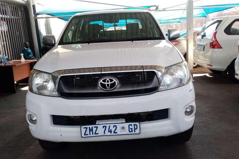 2011 Toyota Hilux 2.7 double cab SRX