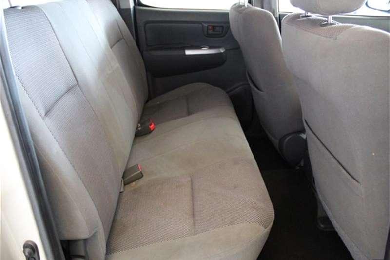 2014 Toyota Hilux 2.7 double cab Raider