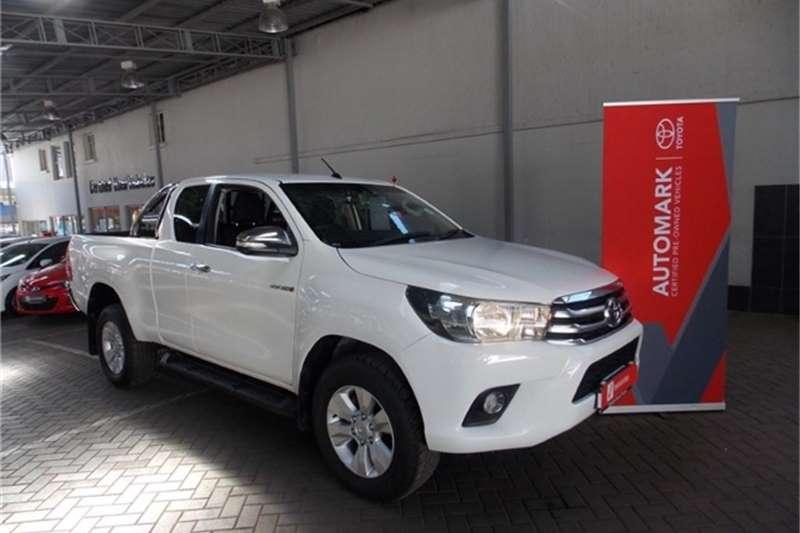 2016 Toyota Hilux 2.