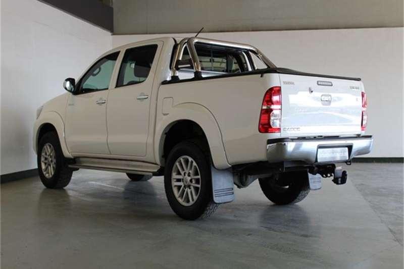 2015 Toyota Hilux 4.0 V6 double cab Raider