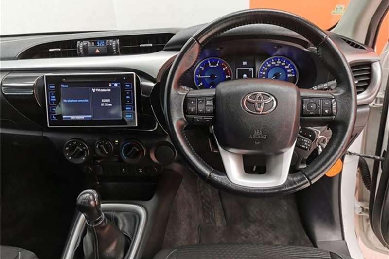 2016 Toyota Hilux 2.8GD 6 Xtra cab Raider